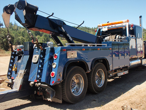 Tow Industries | West Covina, CA | Tow Trucks & Towing Equipment